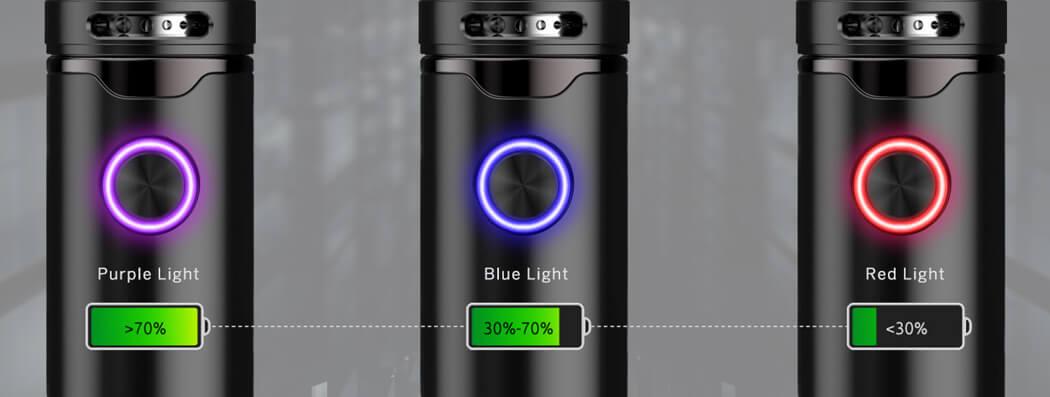 Baterie - Vandy Vape Berserker S - elektronická cigareta