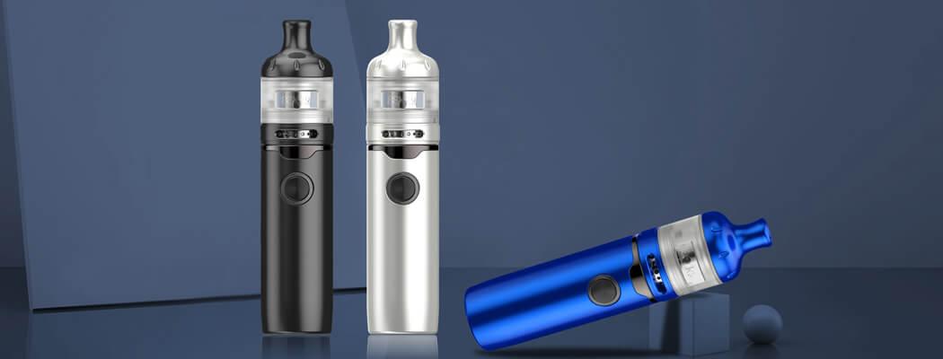 Design - Vandy Vape Berserker S - elektronická cigareta