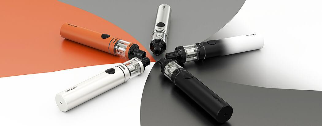 Recenze elektronické cigarety Joyetech Exceed D19
