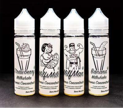 Nové příchutě Milkshakes