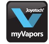 Nová verze myVapors a firmware v2.2 pro Joyetech evic Supreme
